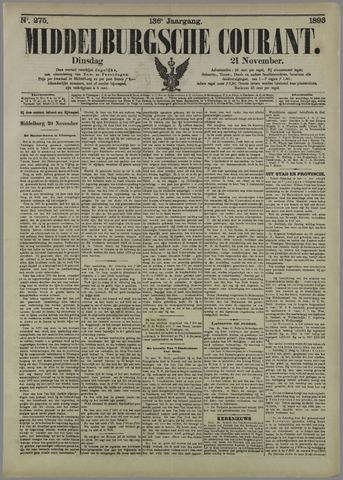 Middelburgsche Courant 1893-11-21