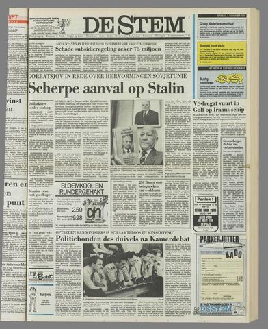 de Stem 1987-11-03