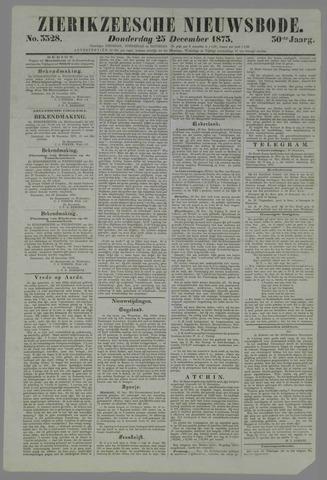 Zierikzeesche Nieuwsbode 1873-12-25