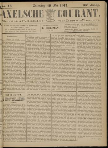 Axelsche Courant 1917-05-19