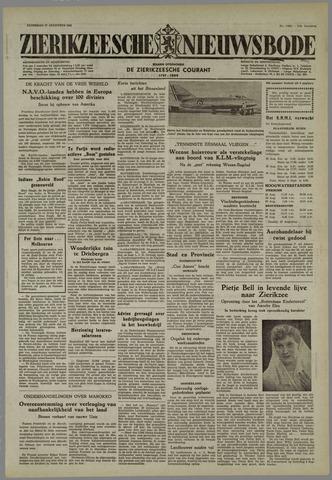 Zierikzeesche Nieuwsbode 1955-08-27