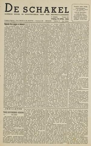 De Schakel 1949-04-15