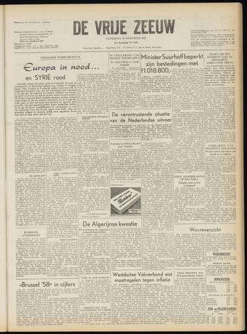 de Vrije Zeeuw 1957-08-24