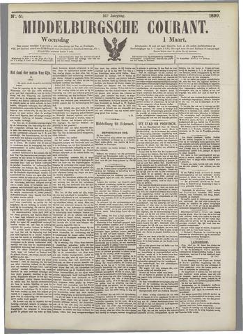 Middelburgsche Courant 1899-03-01