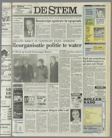 de Stem 1990-10-25