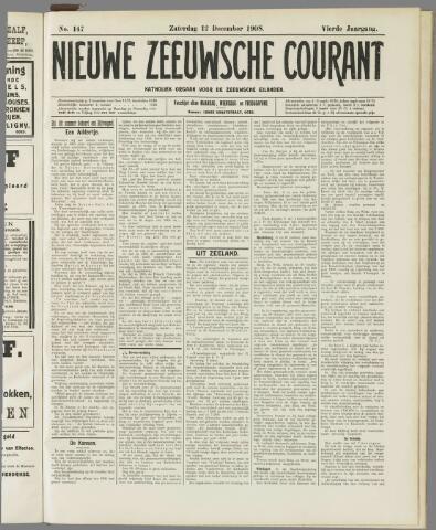 Nieuwe Zeeuwsche Courant 1908-12-12