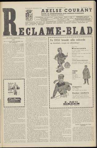 Axelsche Courant 1957-10-30