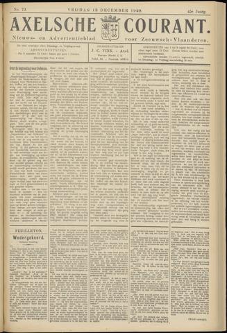 Axelsche Courant 1929-12-13