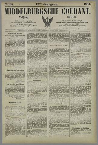 Middelburgsche Courant 1884-07-18
