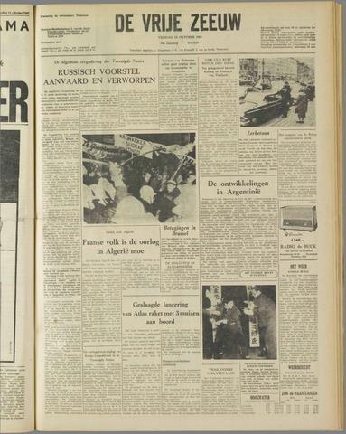 de Vrije Zeeuw 1960-10-14
