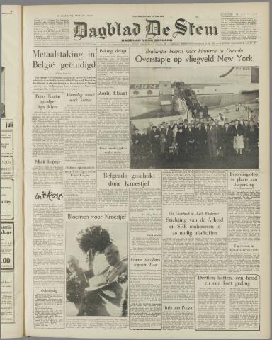 de Stem 1957-07-13