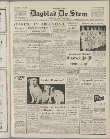 de Stem 1959-01-19