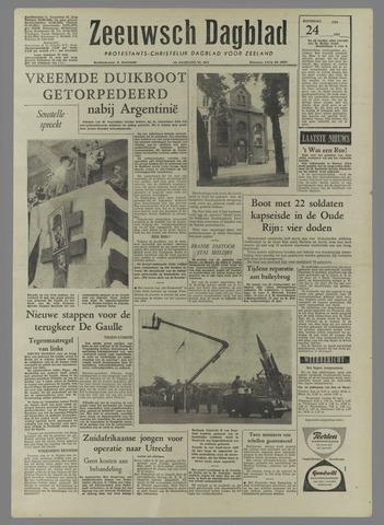 Zeeuwsch Dagblad 1958-05-24