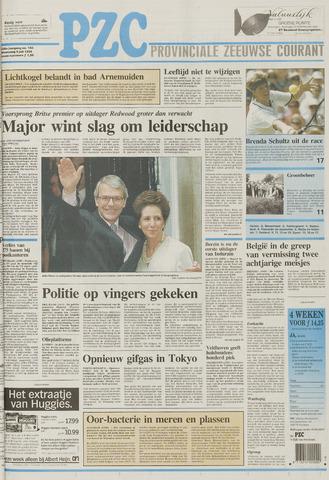 Provinciale Zeeuwse Courant 1995-07-05