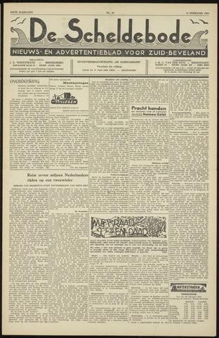 Scheldebode 1964-02-14