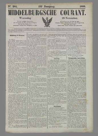 Middelburgsche Courant 1888-11-28