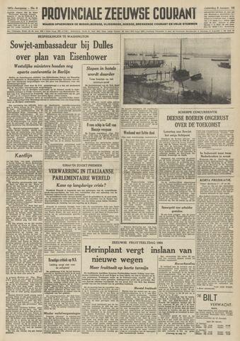 Provinciale Zeeuwse Courant 1954-01-09