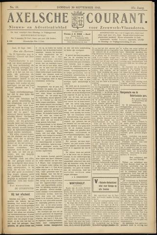 Axelsche Courant 1941-09-30