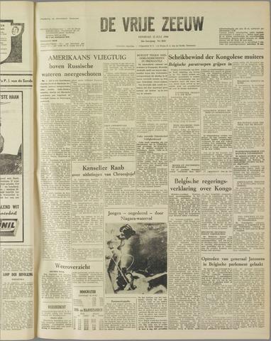 de Vrije Zeeuw 1960-07-12