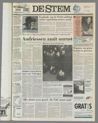 de Stem 1992-01-31