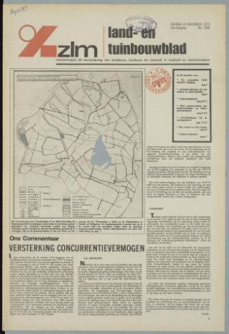 Zeeuwsch landbouwblad ... ZLM land- en tuinbouwblad 1975-11-14