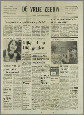 de Vrije Zeeuw 1972-09-01