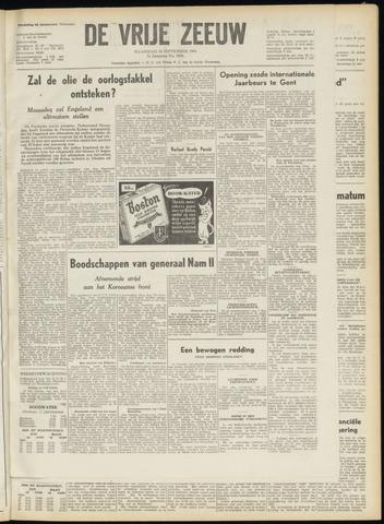 de Vrije Zeeuw 1951-09-10