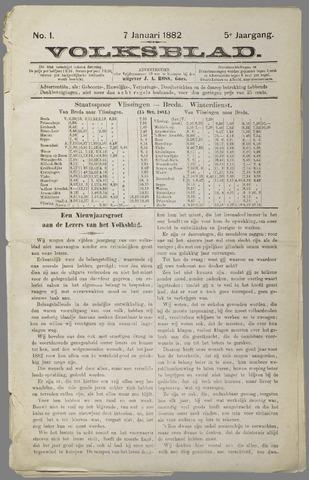 Volksblad 1882