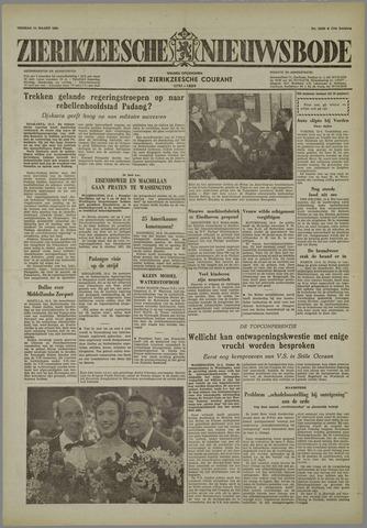 Zierikzeesche Nieuwsbode 1958-03-14