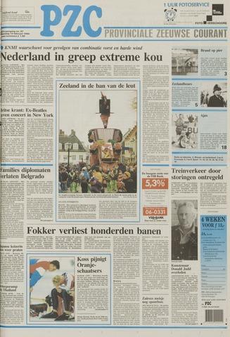 Provinciale Zeeuwse Courant 1994-02-14