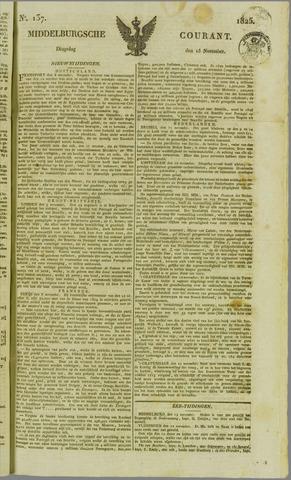 Middelburgsche Courant 1825-11-15