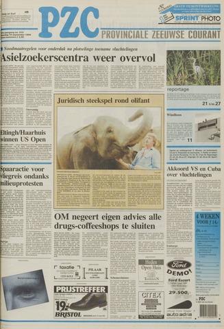 Provinciale Zeeuwse Courant 1994-09-10