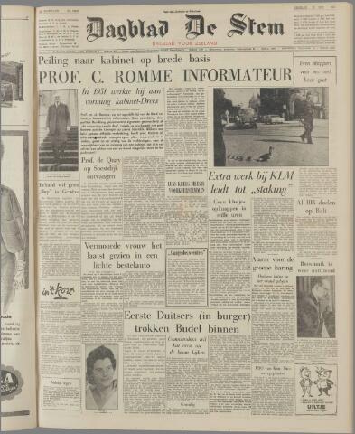 de Stem 1963-05-21