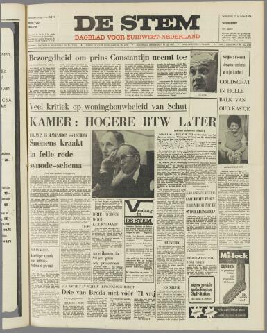 de Stem 1969-10-15