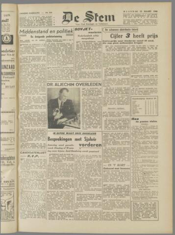 de Stem 1946-03-25