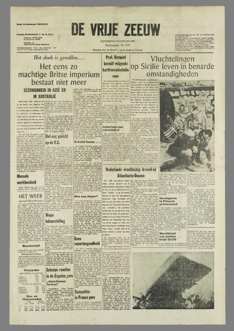de Vrije Zeeuw 1968-01-18