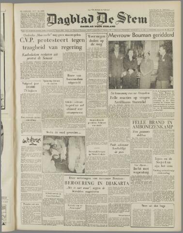 de Stem 1956-10-19