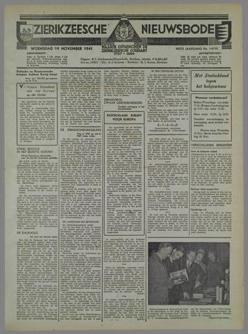 Zierikzeesche Nieuwsbode 1941-10-22