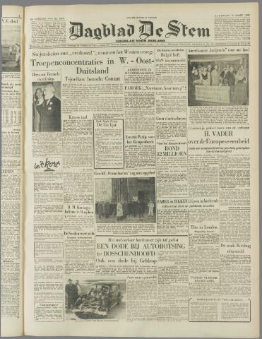 de Stem 1953-03-17