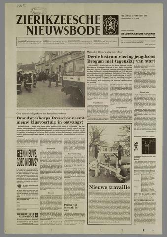 Zierikzeesche Nieuwsbode 1988-02-22