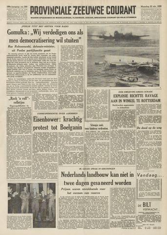 Provinciale Zeeuwse Courant 1956-10-22