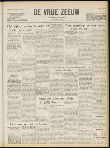 de Vrije Zeeuw 1957-10-03