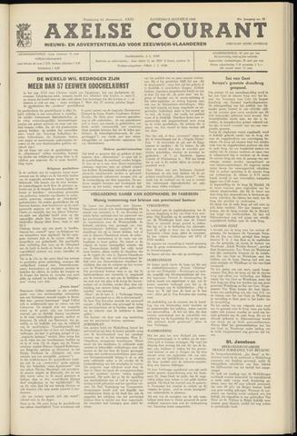 Axelsche Courant 1968-08-03