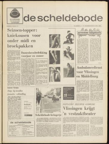 Scheldebode 1971-02-25