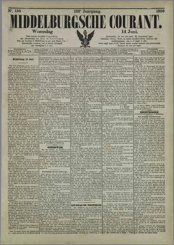 Middelburgsche Courant 1893-06-14