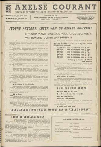 Axelsche Courant 1961-07-08