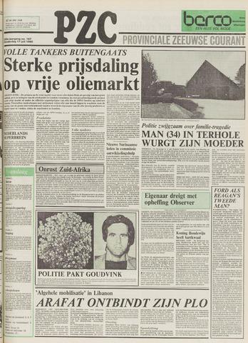 Provinciale Zeeuwse Courant 1980-07-17