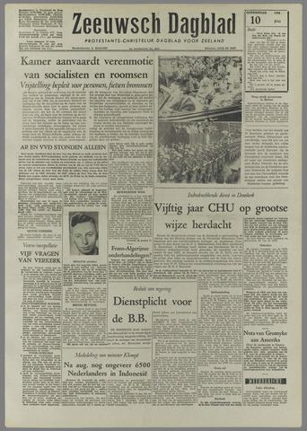 Zeeuwsch Dagblad 1958-07-10