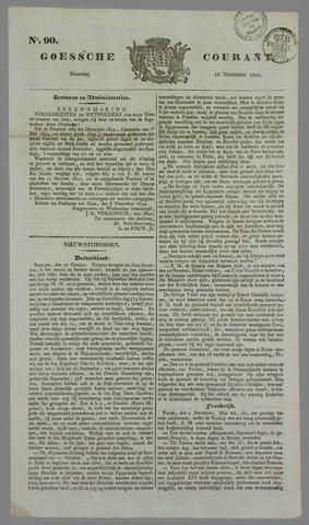 Goessche Courant 1834-11-10
