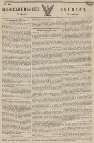Middelburgsche Courant 1851-08-28